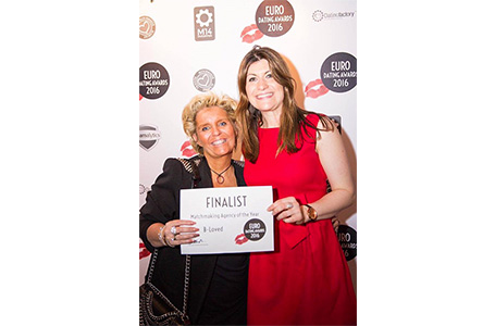 B-Loved Europees finalist MatchMaking Agency van het jaar